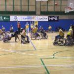 Un  punto decide quedarse en Canarias tras la primera derrota del Mideba 70-65